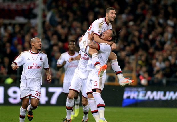 Genoa 1-2 AC Milan: Honda drives visitors to victory