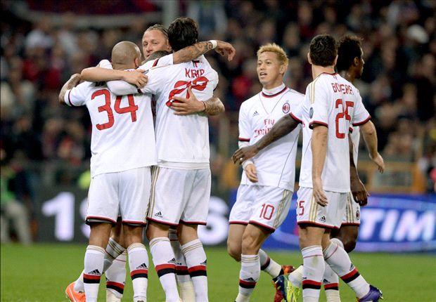 Genoa 1-2 Milan: Taarabt y Honda destacan dentro de la mediocridad