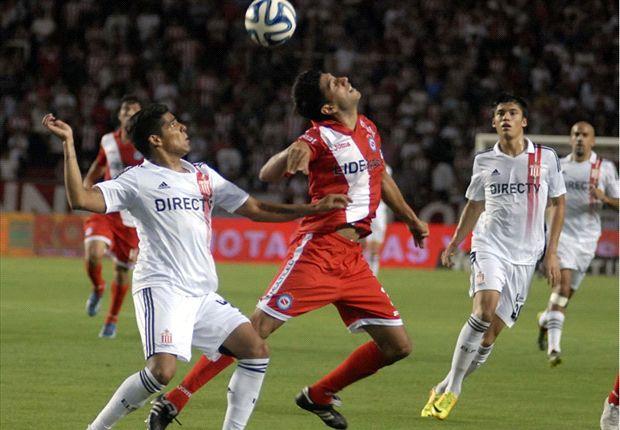 Estudiantes venció a Argentinos y es líder junto a Colón y San Lorenzo