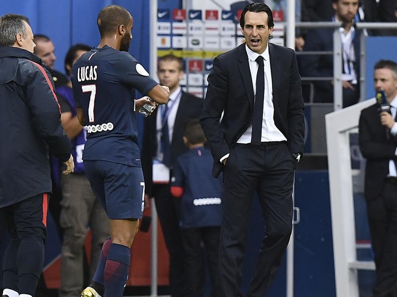 """Nancy-PSG, Unai Emery : """"Les Sud-Américains seront prêts"""""""