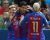 La MSN, con más goles que el Bayern