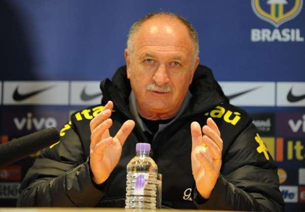 Scolari: I hope Atletico knock Chelsea out of Champions League