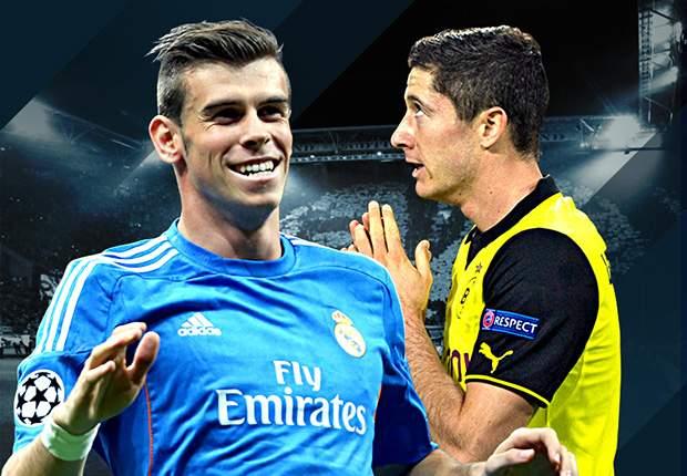 Borussia Dortmund - Real Madrid: Sigue en vivo la Champions League en Goal