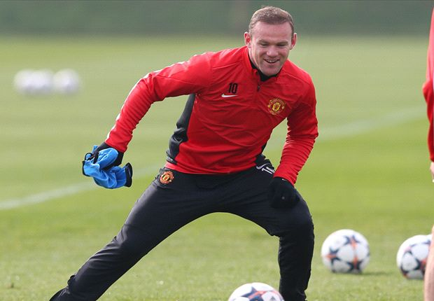 Rooney still a doubt for Hull clash - Giggs