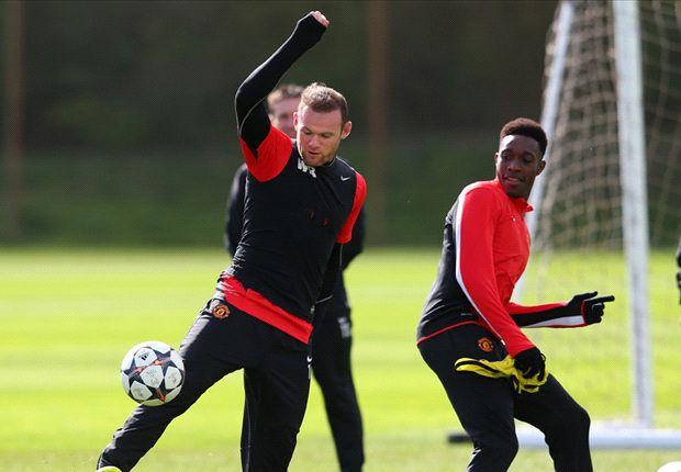 Moyes: Rooney will definitely face Bayern