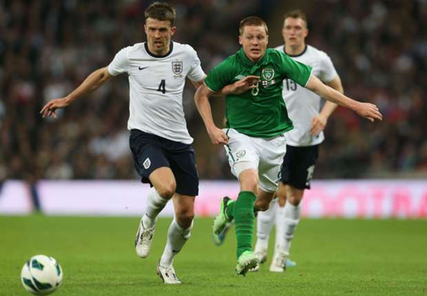 England confirm Republic of Ireland friendly