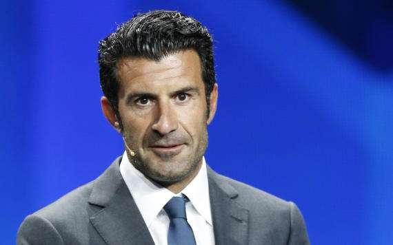Figo: Spain won't win World Cup