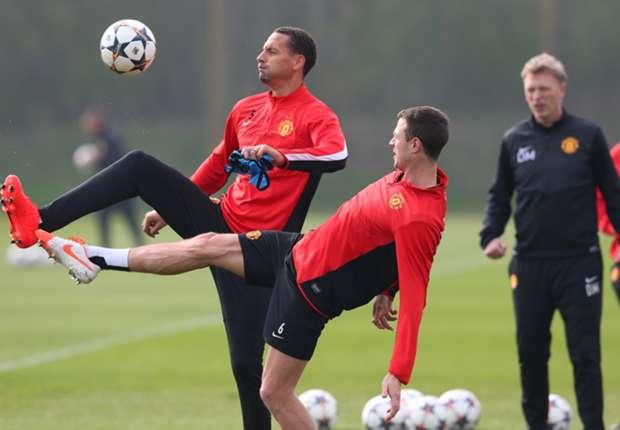 Evans nearing Man Utd return