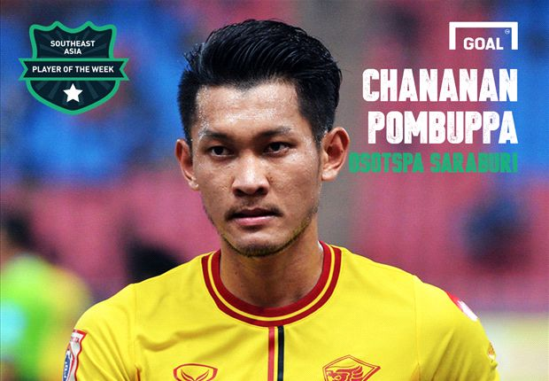 Southeast Asia Player of the Week - Chananan Pombuppa