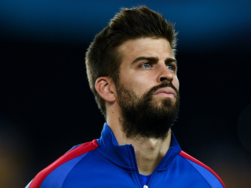 President Pique! Barcelona defender set up sponsorship meeting