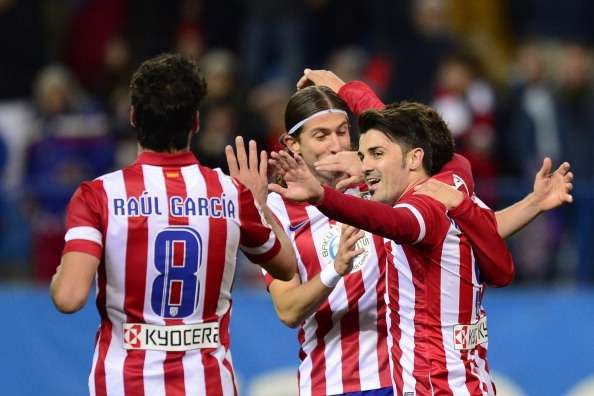 'As a team, Atletico are the best' - Filipe Luis