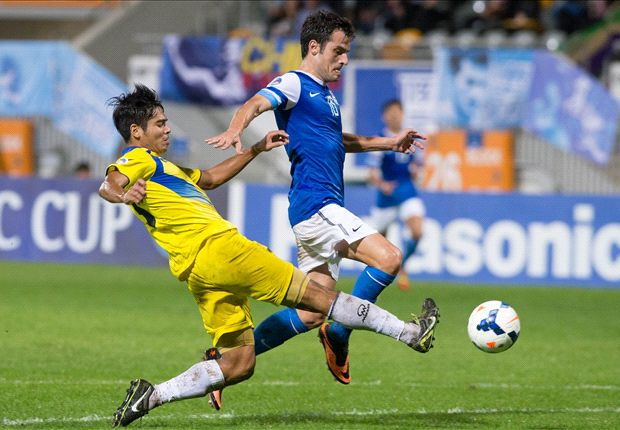 Kitchee rout Tampines again in AFC Cup