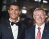Ferguson quiso que Cristiano no fichara por el Real Madrid y sí por el Barça