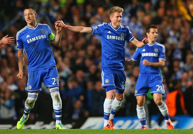 Chelsea 2-0 Paris Saint-Germain (Agg 3-3): Ba the hero as Blues edge through