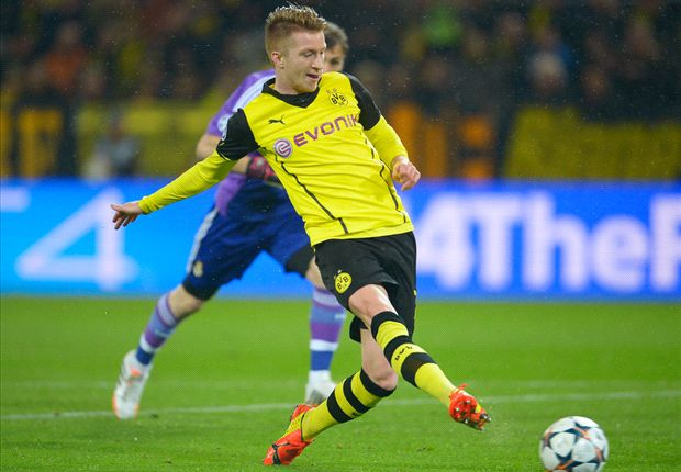 'Courageous' Dortmund so unlucky, says Reus