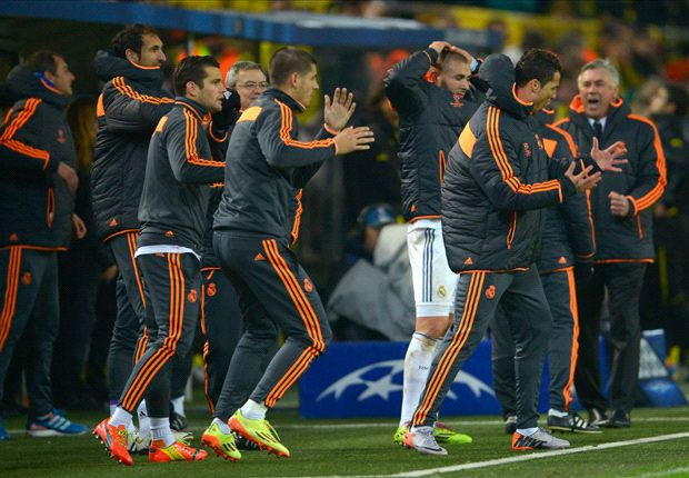 Real Madrid lucky to still be in Champions League, says Ancelotti