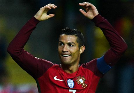 'Ronaldo injury an advantage for Portugal'