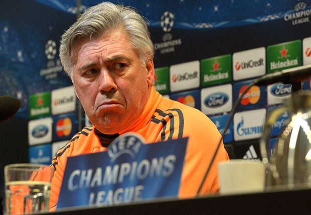 Ancelotti talks up Guardiola ahead of Champions League semi-final
