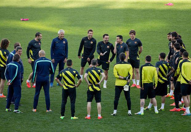 """Varios jugadores del Barça se """"saltaron"""" su día libre"""
