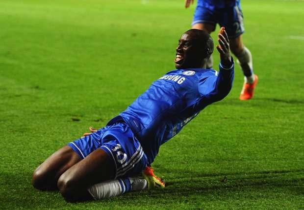 Entscheidend für Chelsea: Demba Ba