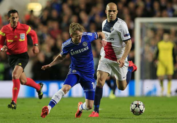 Alex: PSG can have no complaints about Chelsea loss