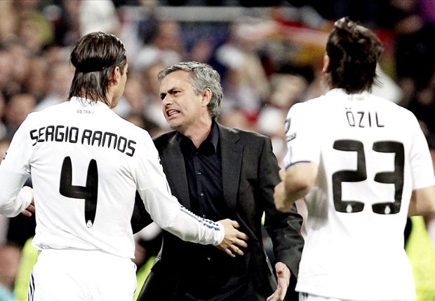 Real Madrid's Ramos does not fear potential Mourinho match-up