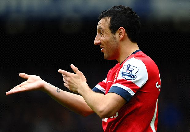 Cazorla: FA Cup win takes pressure off Arsenal