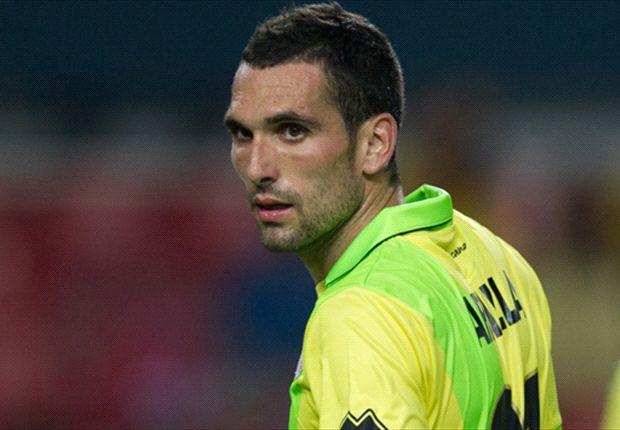 Anaitz Arbilla: Volver al Athletic sería lo máximo