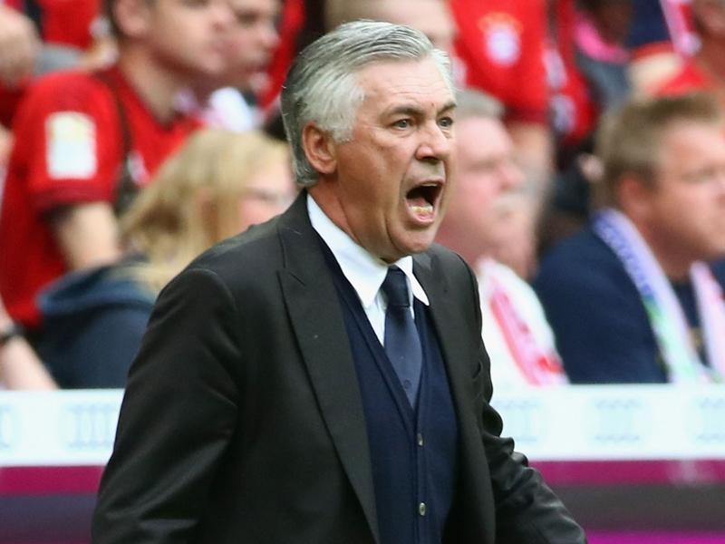 """Bayern, Ancelotti : """"Il n'y a pas de crise"""""""