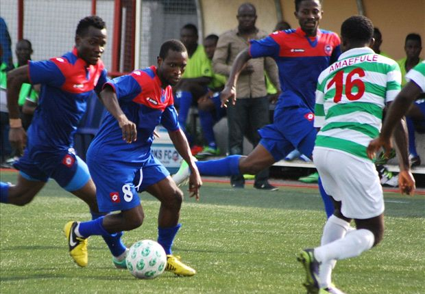 NPFL Week 13 Round Up: Sharks sit atop Nigeria Premier League log