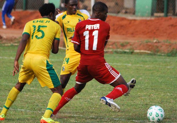 NPFL Week 13 Round Up: Goals galore as Abia Warriors, Kano Pillars nick vital away wins