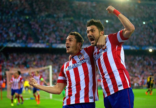 Atletico Madrid 1-0 Barcelona (Agg 2-1): Koke sends Blaugrana crashing out