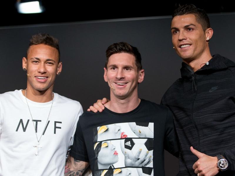 """Boateng : """"Messi et Cristiano Ronaldo viennent d'un autre monde"""""""