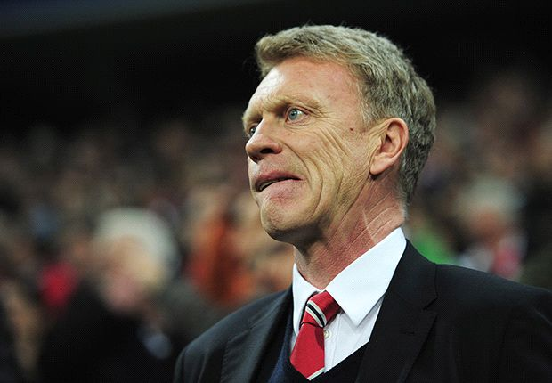 Louis van Gaal v David Moyes: The Manchester United unveilings