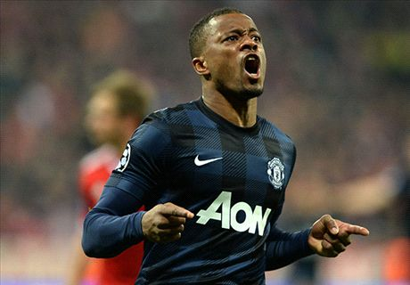 Evra set to join Juventus