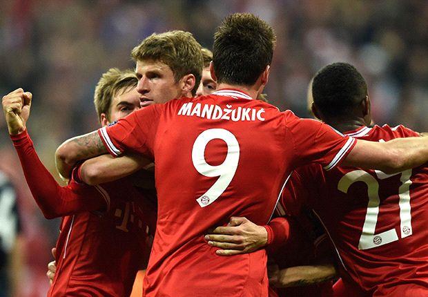 Muller hails mentally tough Bayern