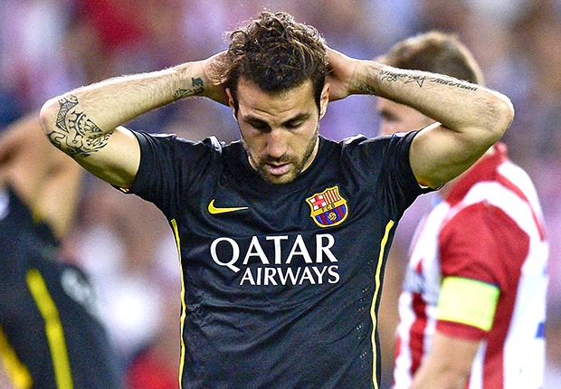 Barcelona will listen to offers for Fabregas