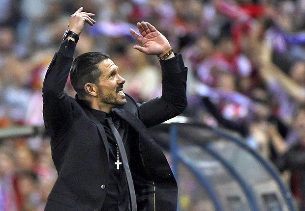 """""""Diego Simeone tiene la pasión por el fútbol desde la niñez"""""""