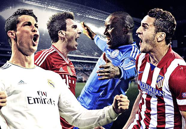 Champions League semi-final draw: Chelsea face Atletico Madrid, Real Madrid meet Bayern Munich