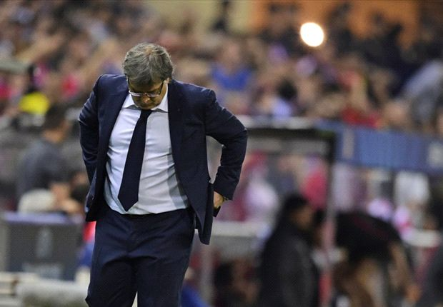 Martino: Impossible to get over Champions League exit
