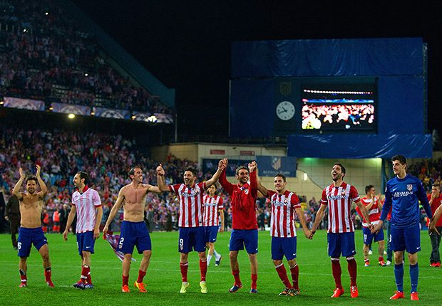 Villaverde: Atletico have beaten Chelsea before and can do it again