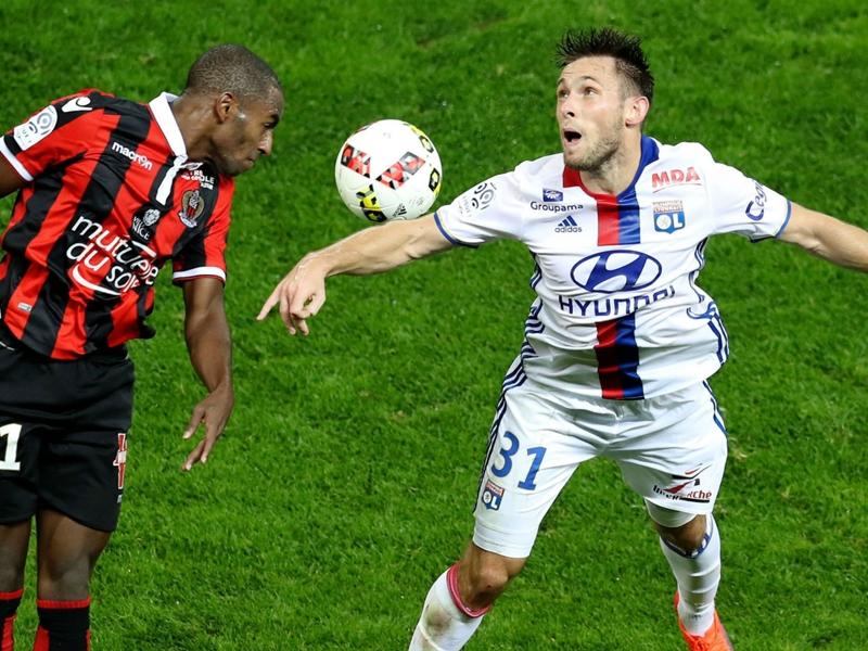 Malgré un penalty raté par Balotelli, Nice a dominé et frustré l'OL