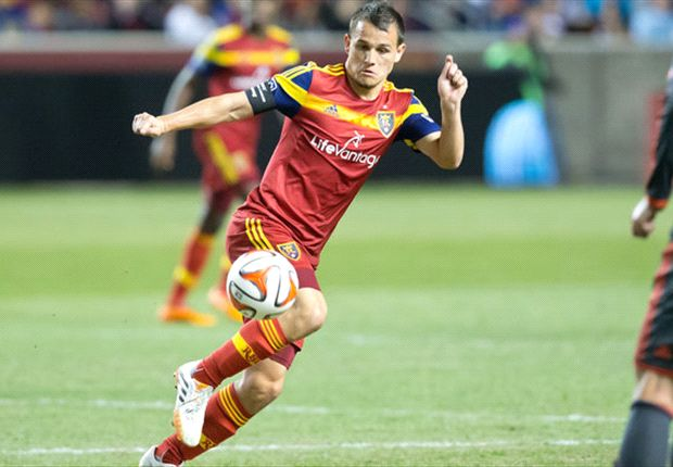 Columbus Crew 1-1 Real Salt Lake: Finlay goal salvages draw