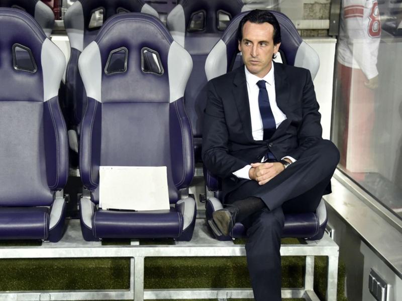 Nancy-PSG, Ikoné titularisé par Emery
