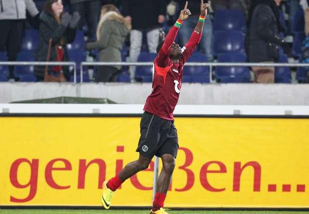 In der nächsten Saison könnte Mame Diouf für den VfL Wolfsburg jubeln