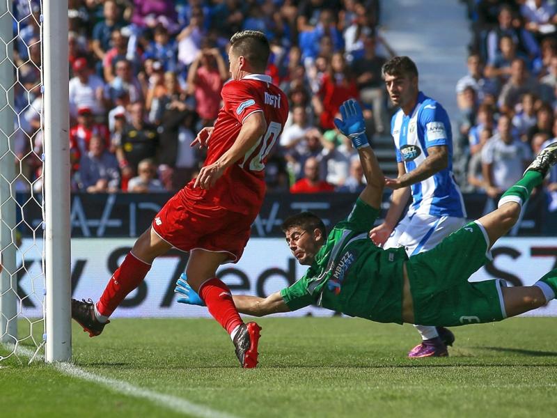 VIDÉO : le but de Nasri avec le FC Séville