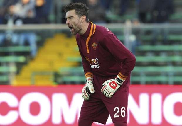 De Sanctis rules out Italy return