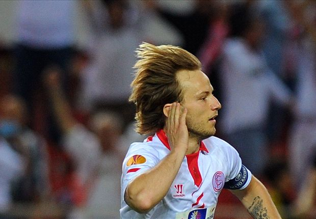 Ivan Rakitic - Sevilla hero destined for key World Cup role with Croatia