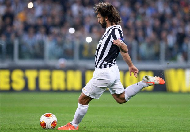 Andrea Pirlo reveals the secret behind his free kick brilliance