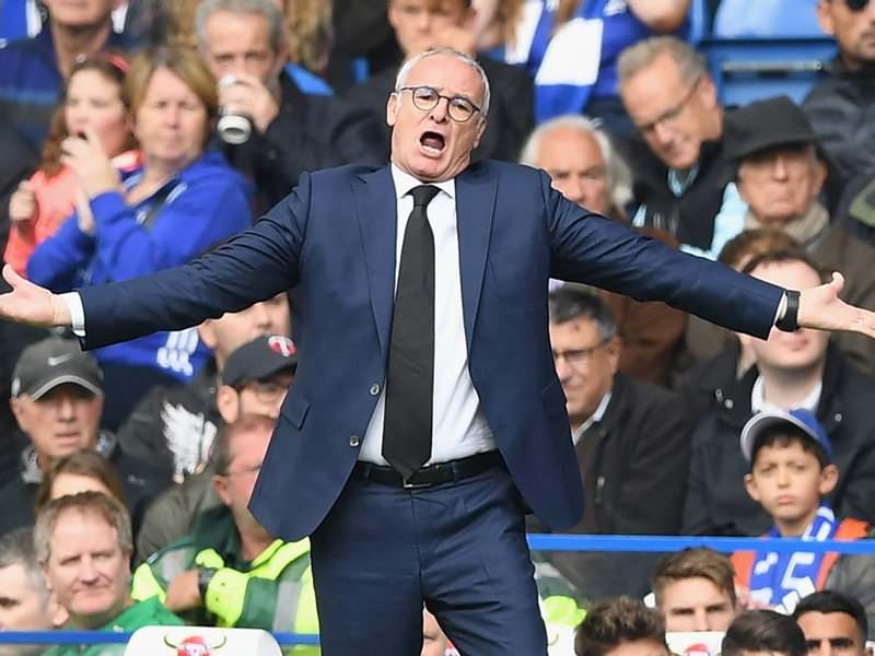 "Leicester, Ranieri : ""Faire la meilleure performance de la saison"""